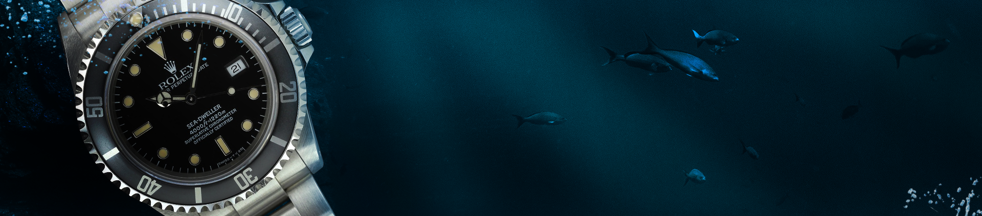 SEA DWELLER